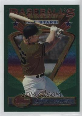 1993 Topps Finest - [Base] #92 - Mark McGwire