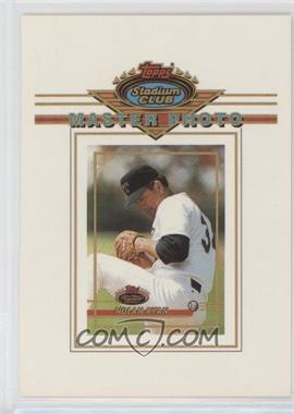 1993 Topps Stadium Club - Master Photo - Redemption #NORY - Nolan Ryan