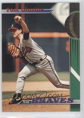 1993 Topps Stadium Club Teams - Atlanta Braves #1 - Tom Glavine