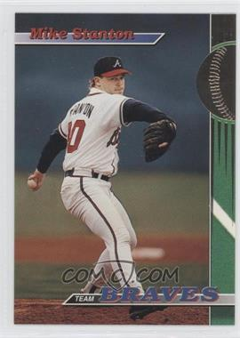 1993 Topps Stadium Club Teams - Atlanta Braves #17 - Mike Stanton