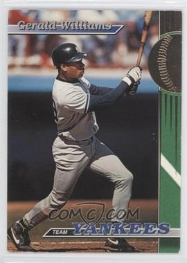 1993 Topps Stadium Club Teams - New York Yankees #26 - Gerald Williams