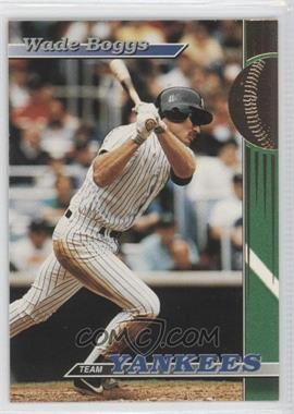 1993 Topps Stadium Club Teams - New York Yankees #5 - Wade Boggs