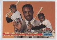 Willie Mays, Barry Bonds, Bobby Bonds /150000