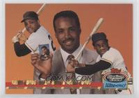 Willie Mays, Barry Bonds, Bobby Bonds #/150,000