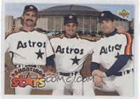 Shooting Stars (Doug Drabek, Craig Biggio, Jeff Bagwell)