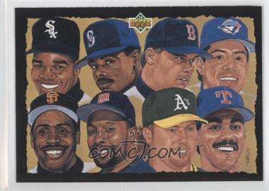 1993 Upper Deck Future Heroes 63 Frank Thomas Roberto