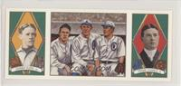 Johnny Evers, Frank Chance, Joe Tinker
