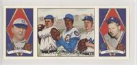 Cy Young, Whitey Ford, Fergie Jenkins