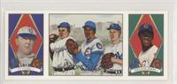 Cy Young, Fergie Jenkins, Whitey Ford