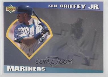 1993 Upper Deck Diamond Gallery - [Base] #13 - Ken Griffey Jr. /123600