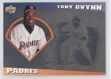 1993 Upper Deck Diamond Gallery - [Base] #17 - Tony Gwynn /123600