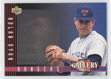 1993 Upper Deck Diamond Gallery - [Base] #30 - Nolan Ryan /123600