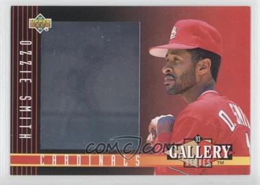 1993 Upper Deck Diamond Gallery - [Base] #31 - Ozzie Smith /123600
