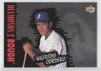 Wil Cordero #/123,600