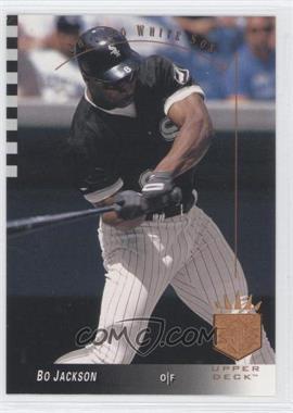 1993 Upper Deck SP - [Base] #255 - Bo Jackson