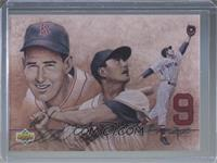 Ted Williams (Autographed)