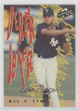 1994-95 Fleer Excel - All-Stars #5 - Derek Jeter
