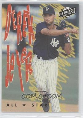 1994-95 Fleer Excel - All-Stars #5 - Derek Jeter
