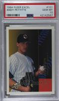 Andy Pettitte [PSA 10 GEM MT]