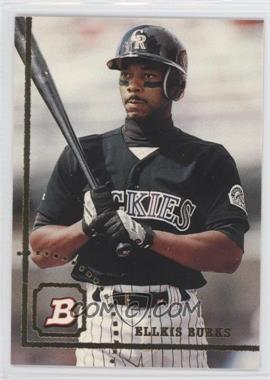 1994 Bowman - [Base] #414 - Ellis Burks