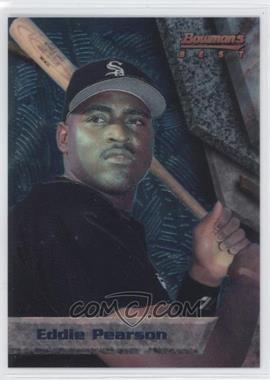 1994 Bowman's Best - Base Blue #14 - Eddie Pearson