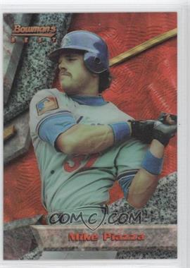 1994 Bowman's Best - Base Red - Refractors #81 - Mike Piazza