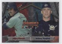 Mike Piazza, Bobby Hughes