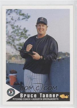 1994 Classic Augusta GreenJackets - [Base] #29 - Bruce Tanner