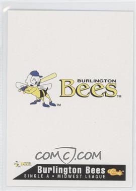 1994 Classic Burlington Bees - [Base] #30 - Checklist