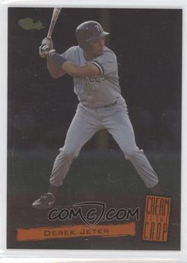 1994 Classic Minor League All Star Edition - Cream Of The Crop #C17 - Derek Jeter