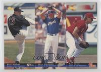 Billy Wagner, Kevin Gallaher, Phil Nevin #/8,000