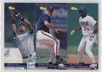 Ray McDavid, Robbie Beckett, Derrek Lee /8000