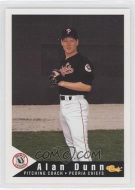 1994 Classic Peoria Chiefs - [Base] #27 - Alan Dunn