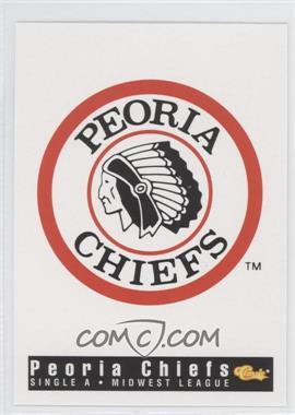 1994 Classic Peoria Chiefs - [Base] #30 - Checklist