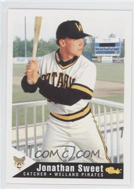 1994 Classic Welland Pirates - [Base] #26 - Jonathan Sweet