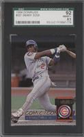 Sammy Sosa [SGC 92 NM/MT+ 8.5]