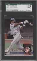 Sammy Sosa [SGC 88 NM/MT 8]