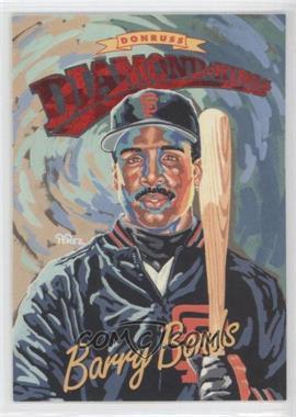 1994 Donruss - Diamond Kings #DK-1 - Barry Bonds