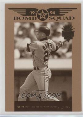 1994 Donruss Triple Play - Bomb Squad #8 - Ken Griffey Jr.