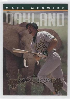 1994 Donruss Triple Play - Nicknames #7 - Mark McGwire