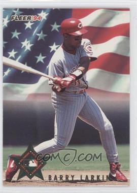 1994 Fleer - All-Stars #45 - Barry Larkin