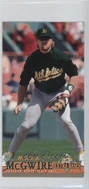 1994 Fleer Extra Bases - [Base] #153 - Mark McGwire