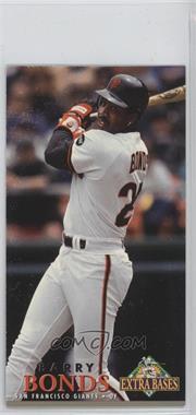 1994 Fleer Extra Bases - [Base] #383 - Barry Bonds