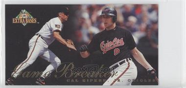 1994 Fleer Extra Bases - Game Breakers #24 - Cal Ripken Jr.
