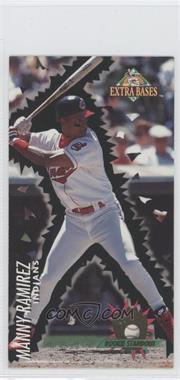 1994 Fleer Extra Bases - Rookie Standouts #16 - Manny Ramirez