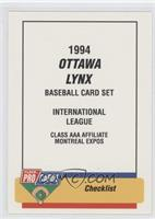 Ottawa Lynx Team