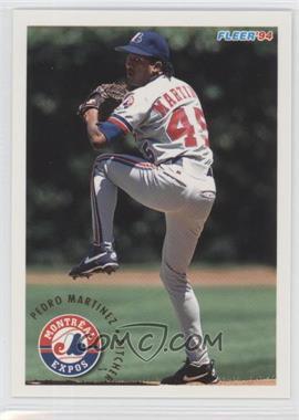 1994 Fleer Update - Box Set [Base] #U153 - Pedro Martinez