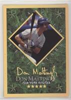 Don Mattingly #/10,000