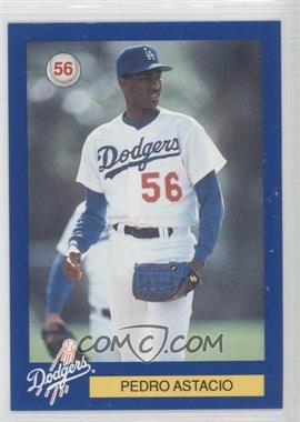1994 Los Angeles Dodgers D.A.R.E. - [Base] #56 - Pedro Astacio