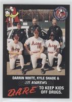 Darrin White, Kyle Shade, Jay Andrews, Keith McLain, Anthony